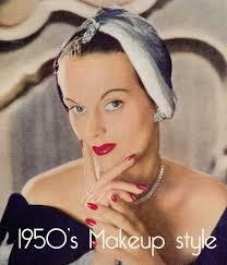 1950s hair accessories vintage 1950s makeup vintage makeup guide