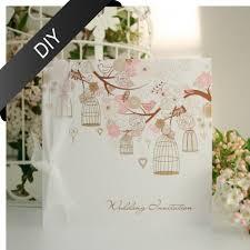 Do It Yourself Wedding Invitation Kits Natural Beauty Invitation Kit Do It Yourself Wedding Invitations