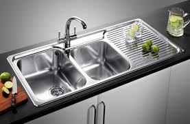 Stainless Sinks Kitchen Innovative Kitchen On Stainless Steel Sink Kitchen Barrowdems