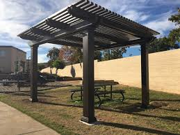 free standing patio covers rkc construction