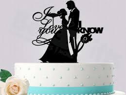 wars wedding cake topper starwars inspired han and leia wedding cake topper 2435221 weddbook
