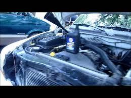 2006 dodge dakota transmission how to check add transmission fluid in a dakota