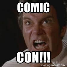 Meme Generator Star Trek - comic con star trek kahn meme generator