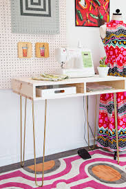 Diy Sewing Desk S Easy Diy Sewing Desk Sewing Machines Parts And