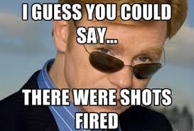 Shots Fired Meme - shots fired shots fired by colephelps meme center