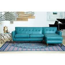 Abbyson Sectional Sofa Sofa Archaicawful Blue Leather Sectional Sofa Images Design