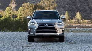 lexus v8 lx470 2017 lexus lx 570 pricing for sale edmunds
