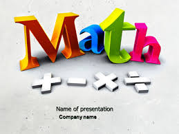 free math powerpoint templates for teachers 20 premium education
