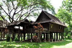 Traditional House The Center For The Promotion Of Arts And Culture The Lanna