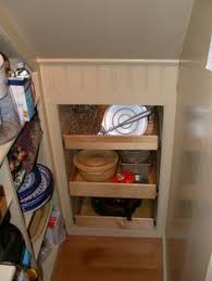 Under Stairs Shelves by Clever Ways To Add Storage Around Staircases Small Rooms