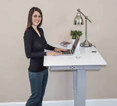 adjustable crank desk by rebel desk rebel desk