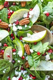 apple cranberry pecan salad damn delicious