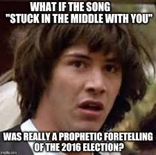 The Middle Memes - conspiracy keanu meme imgflip