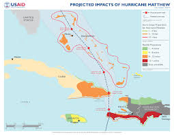 Map Of The Caribbean Islands by Caribbean Hurricane Matthew Fact Sheet 1 October 4 2016
