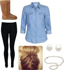 What To Wear With Light Jeans Fall Fashion 22 Cool Ways To Wear Baby Blue This Fall Styles Weekly