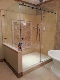 Houston Shower Doors Frameless Glass Sliding Doors Are Available In Many Configurations