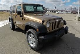jeep wrangler 4 door top off 2015 jeep wrangler unlimited sport copper brown 4 door 17813
