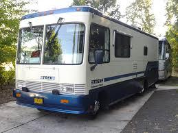 1996 safari trek 28 6ft diesel class a rv coach motorhome