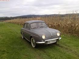 1961 renault dauphine se vende renault dauphine 1961 venta de vehículos y coches clásicos