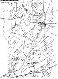 Western Pennsylvania Map by Early Westmoreland Land Maps