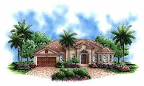 florida style house plans plan 55 182
