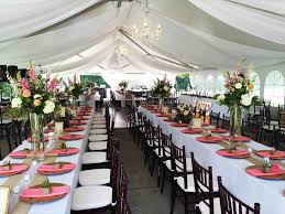 tent draping illinois with garden wedding reception tent chandeliers and sheer