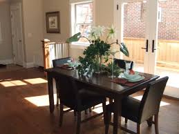 Staging A Dining Room Table - Dining room staging