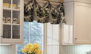 window treatment ideas kitchen curtains curtains and valances unificationofmind large window