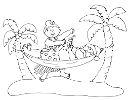 dearie santa u0027s hawaiian vacation png 1 600 1 237 pixels