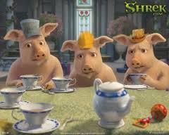 Shrek 3 Blind Mice Shrek Forever After Big Bad Wolf 3 Wallpapers