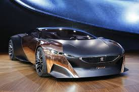 pejo car meet the designers peugeot onyx concept