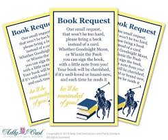 bring book instead of card to baby shower boy polo book request baby shower printable diy tickets book