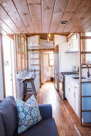 a 310 square feet tiny house built by alpine tiny homes in