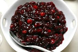 thanksgiving cranberry sauce recipe 1 point value laaloosh