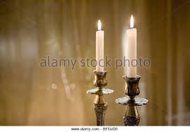 shabbat candles shabbat candle stock photos shabbat candle stock images alamy