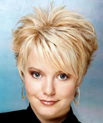 haircuts for round faces over 50 pictures on short hairstyles for round faces over 50 cute