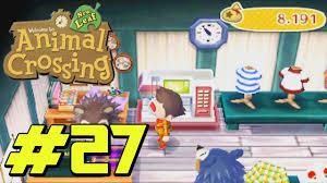lets play animal crossing new leaf 27 die qr code maschine