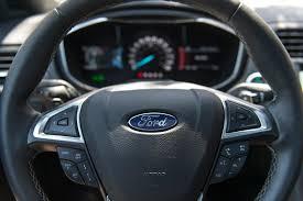 Ford Fusion Vs Honda Accord Reliability 2017 Ford Fusion Sport Review The 325 Hp Unassuming Sedan
