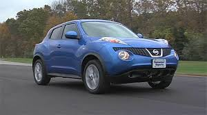 Most Interior Space Suv Nissan Juke Review