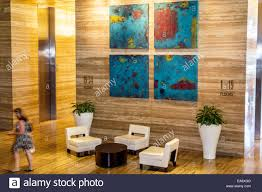 miami florida intercontinental hotel lobby chopin plaza office