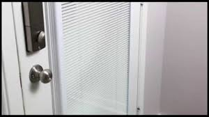 Home Decorators Collection Blinds Installation by Odl Add On Blinds For Doors Features Youtube