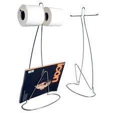 loo read toilet paper u0026 magazine holder loo read toilet paper