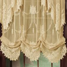 White Lace Valance Curtains Awesome Lace Valances For Living Room Living Room Druker Us