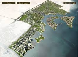 lusail city qatar u0027s 45 billion planned city for world cup