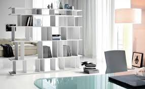 White Modern Bookshelves by Interior Black White Modern Stained Solid Wood Floating Book