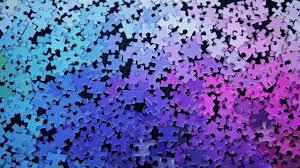 Cmyk Spectrum A 1 000 Piece Cmyk Color Gamut Jigsaw Puzzle By Clemens Habicht