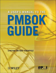 a user u0027s manual to the pmbok guide ebook by cynthia snyder