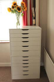 bedroom ikea makeup organizer nine drawer dresser closet