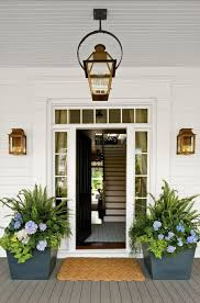 Planter S House Best 25 Front Porch Planters Ideas Only On Pinterest Front