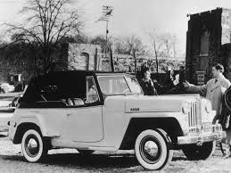 willys jeepster commando jeep jeepster 1948 pictures information u0026 specs
